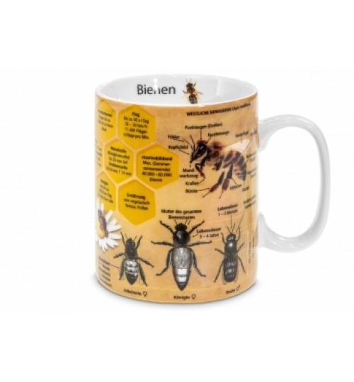 Häferl mit Bienenwissen