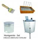 Honigernte Set 4 elektrisch -Radial