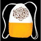 Rucksack Imkermotive 100% Baumwolle