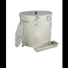 Dampfwachsschmelzer 200 Liter Edelstahl ohne Dampferzeuger
